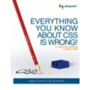 Portada del libro Everything You Know About CSS Is Wrong!